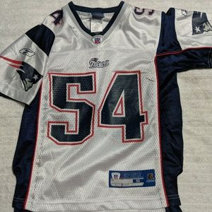 NFL Patriots Youth Jersey Small